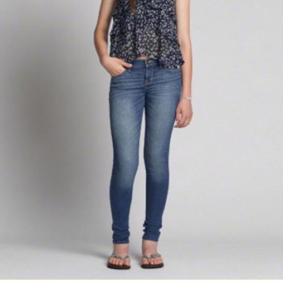 Abercrombie kids Bottoms | Super Skinny Jeans | Poshma