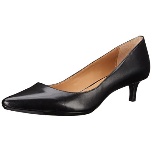 Black Kitten Heels: Amazon.c