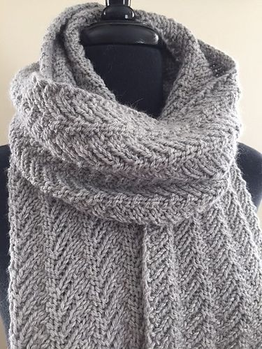 Knitted scarf patterns ideas – fashionarrow.c