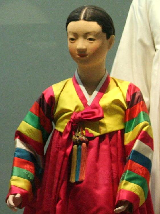 File:Korean clothing-Hanbok-Saekdong jeogori-01.jpg - Wikiped