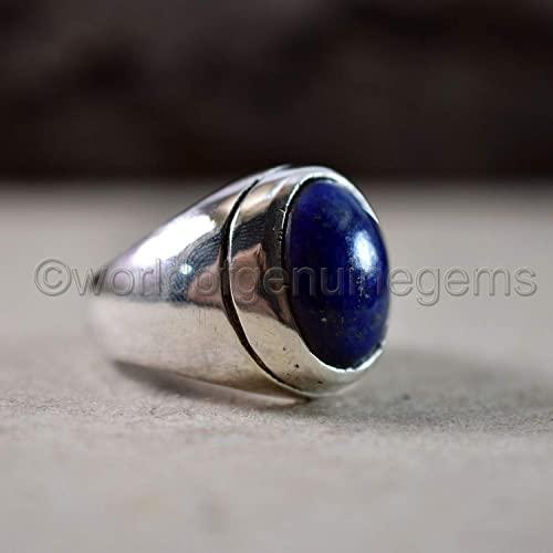 Amazon.com: afghani lapis lazuli ring,men's lapis lazuli ring .