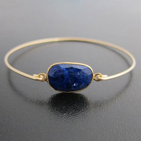 Lapis Lazuli Bracelet Lapis Lazuli Jewelry Blue Lapis Bracelet | Et