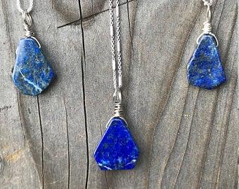 Lapis jewelry | Et