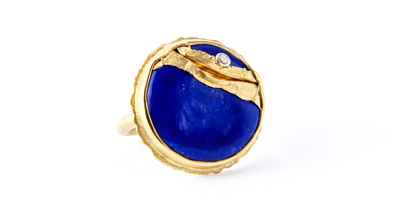 25 Stunning Pieces of Lapis Jewelry | National Jewel