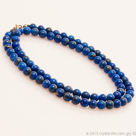 Lapis Lazuli Necklaces | Gemstone Therapy | Jewelry with Purpo