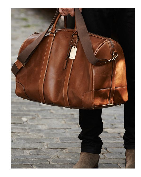 Factors to consider when getting leather bags for men - StyleSkier.c