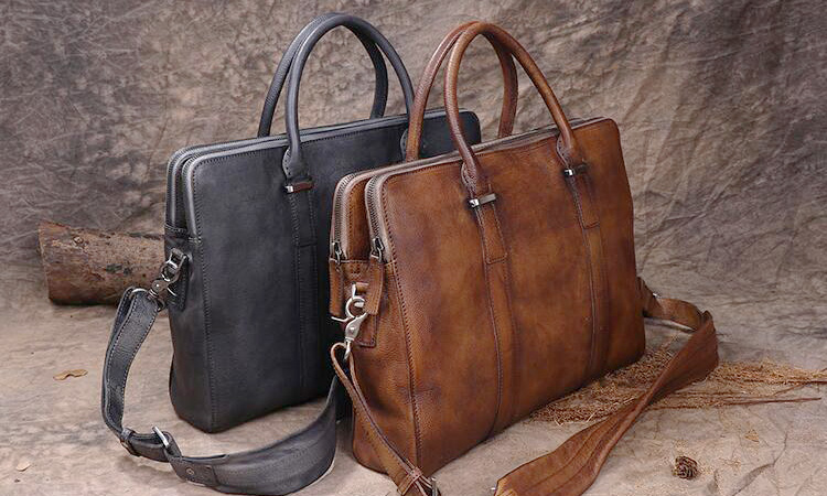 Top 10 Men business leather bag in 2020 - Highly Recomme
