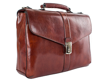 Men's Bags - Italian Leather | Bos