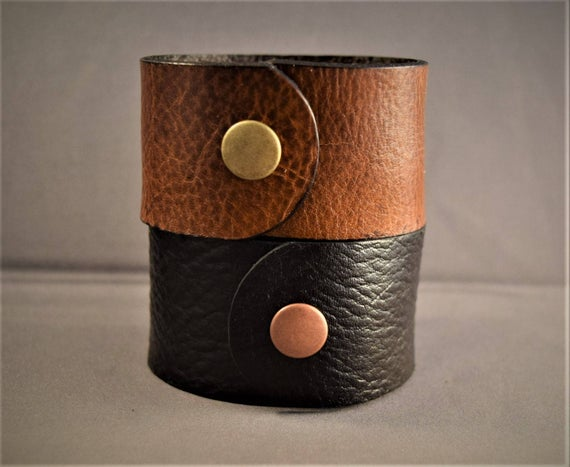Cuff Bracelet-Leather Cuff Bracelet-Women Leather | Et
