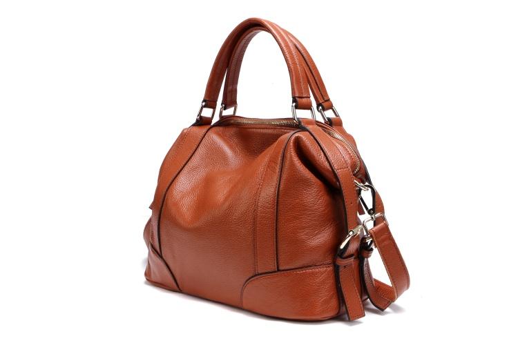 Brown Leather Bag | All Fashion Ba