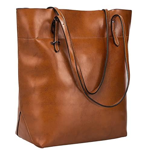 Women's Leather Tote Bags: Amazon.c