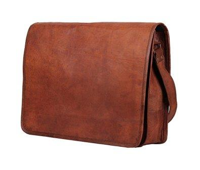 Top 15 Best Leather Messenger Bags for Men in 2020 | Travel Gear Zo