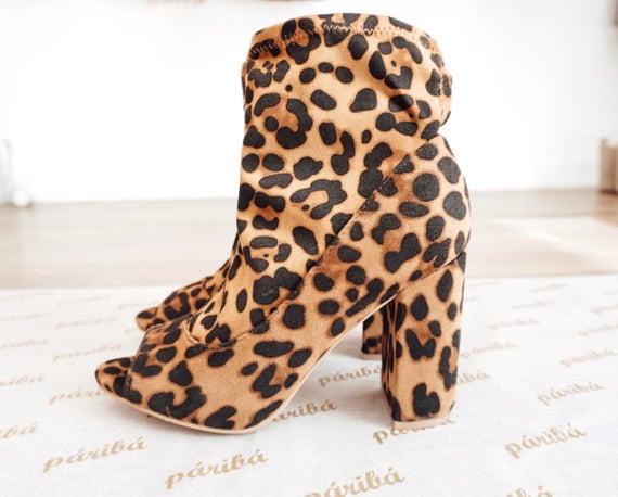 Leopard Boots | Et