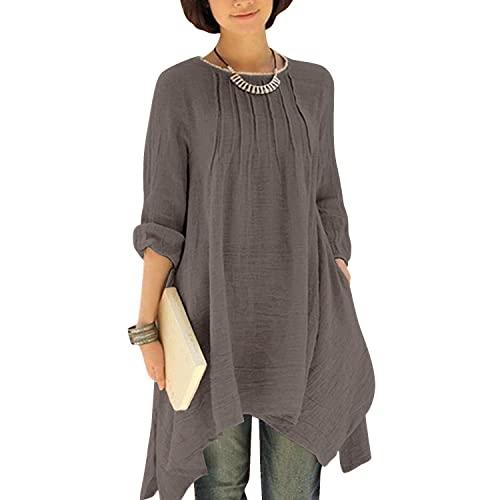 Plus Linen Clothing: Amazon.c