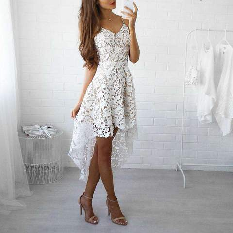 Sexy Little White Dress | Beautiful White Dresses for Women .