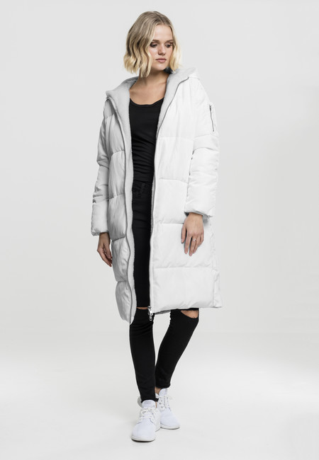 Women´s jacket // Urban classics Ladies Oversized Hooded Puffer .