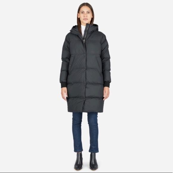 Everlane Jackets & Coats | Womens Long Puffer Coat | Poshma