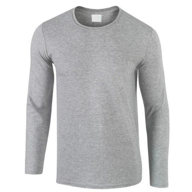 Plain Long Sleeve Shirt – Ride For 22