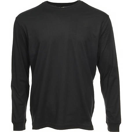 Blue Mountain Men's Long Sleeve Tee YMK-1072 at Tractor Supply C