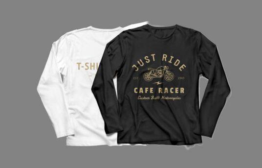 Long Sleeve Shirt Mockup | Mockup Wor