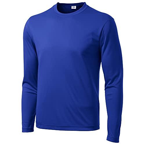 Blue Long Sleeve: Amazon.c