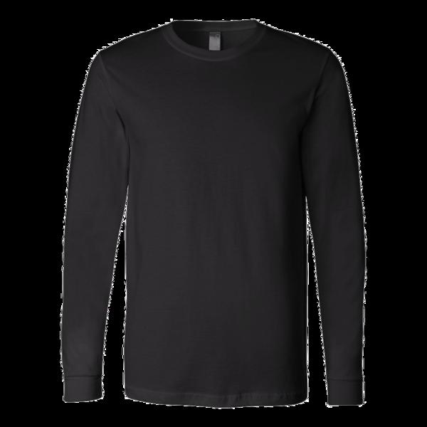 Canvas Long Sleeve Shirt | teelaun