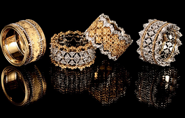 TOP 10 Most Luxurious Jewelry Brands - Part