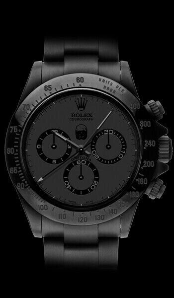 all in black. Exquisite! - watches, cute, luxury, seiko .