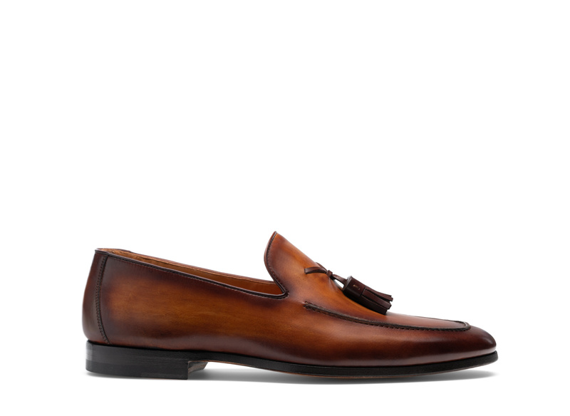 Reed Midbrown | Men's Penny Loafers for Men | Magnan