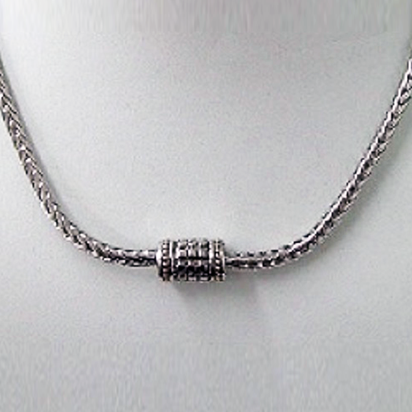 Magnetic Necklace Silver or Gold Tone | Chic Creations Jewel