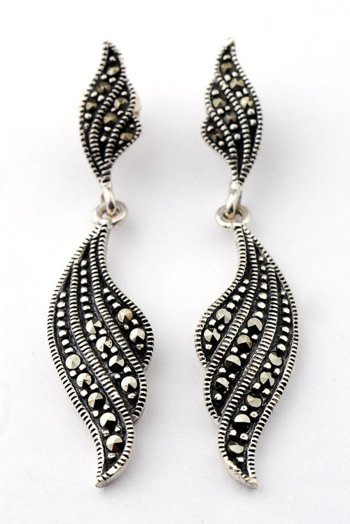 What you need to know about marcasite jewelry - StyleSkier.c