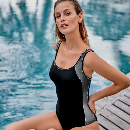 One-piece mastectomy swimsuit Krabi – Anita| Oncov