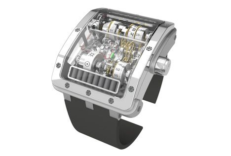Cool and Gorgeous Perpetual Mechanical Watch Costs Nearly $600,000 .