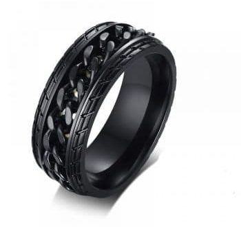 Timeless Mens Wedding Bands & Fashion Mens Rin