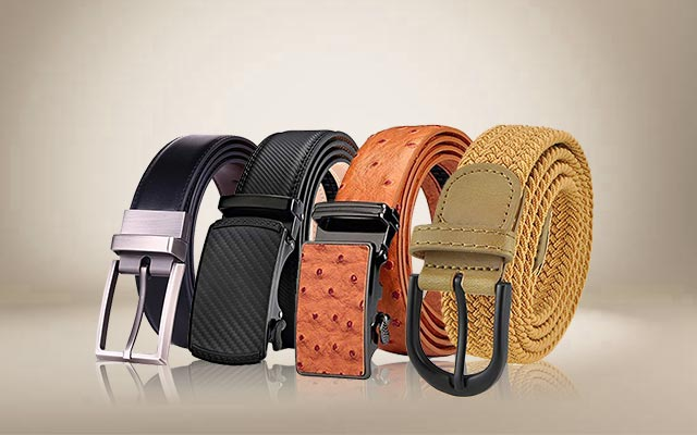 The Best Men's Belts For Jeans (Updated 2018) - Cool Men Style 20