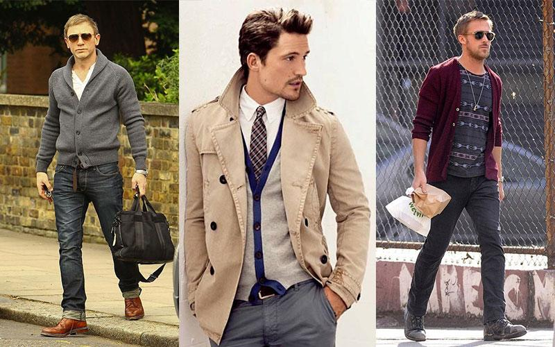 Men's cardigans, the new cool! – Blade + Bl