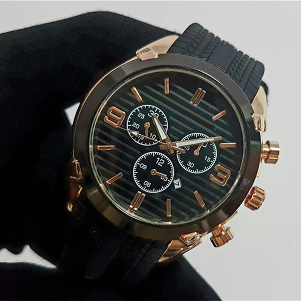 Relogio 44mm Wristwatch High Quality Mens Designer Watches Top .