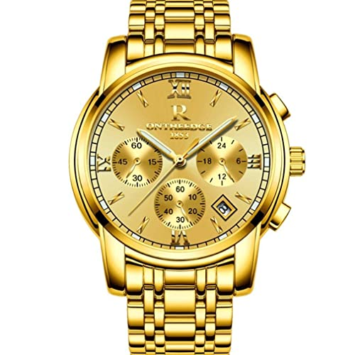 Real Gold Watch: Amazon.c