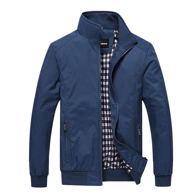 New 2018 Jacket Men Fashion Casual Loose Mens Jacket Sportswear .