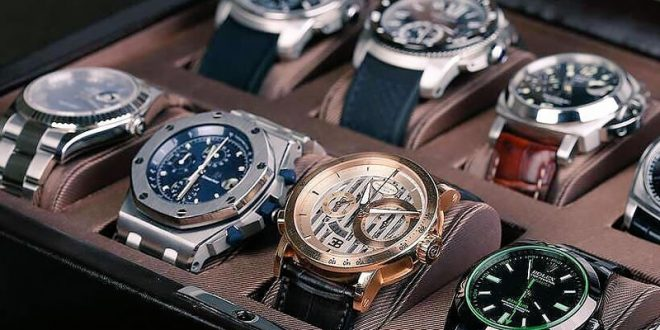 30 Top Luxury Watch Brands You Should Know - The Trend Spott