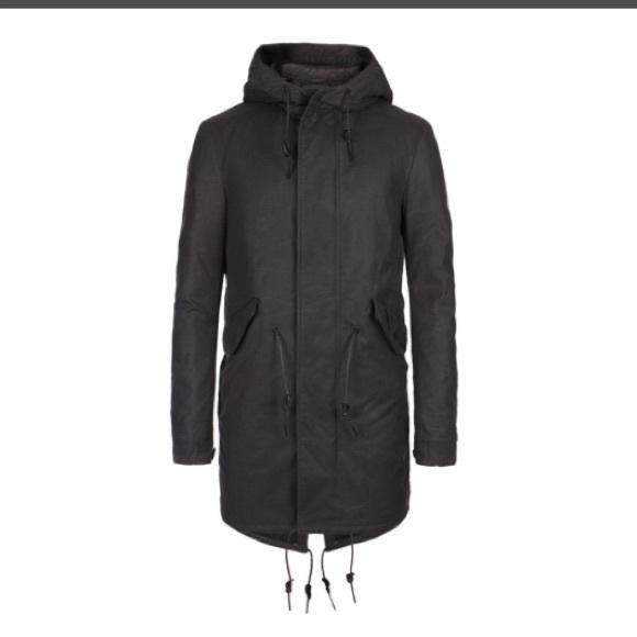 All Saints Jackets & Coats | Brand New Mens Parka Jacket | Poshma