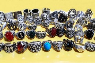 Mens ring Rings Boho mens Men Rings Mens rings Hippie | Et