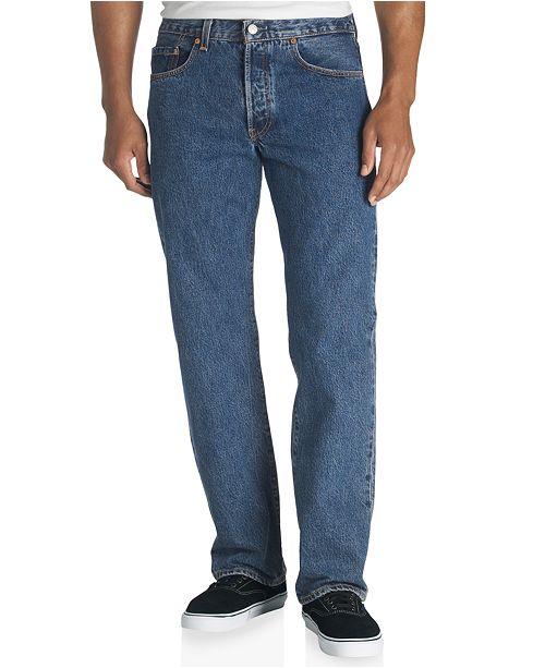 Levi's Men's 501 Original Fit Non-Stretch Jeans & Reviews - Jeans .