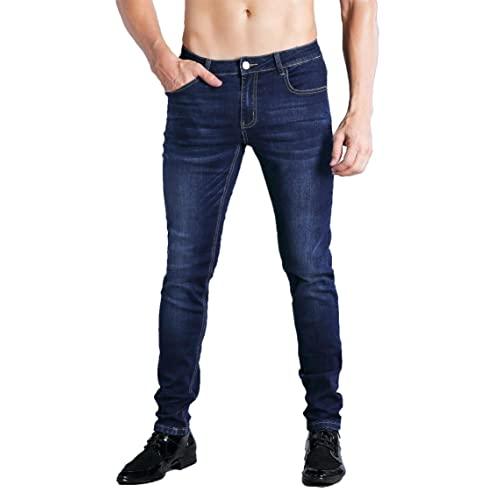 Men's Skinny Stretch Jeans: Amazon.c
