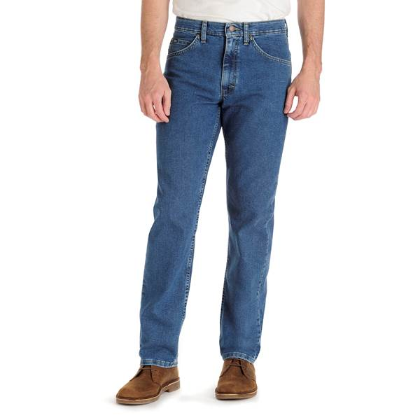 Lee Men's Regular Fit Stretch Jeans - 210-2044-44x30 | Blain's .