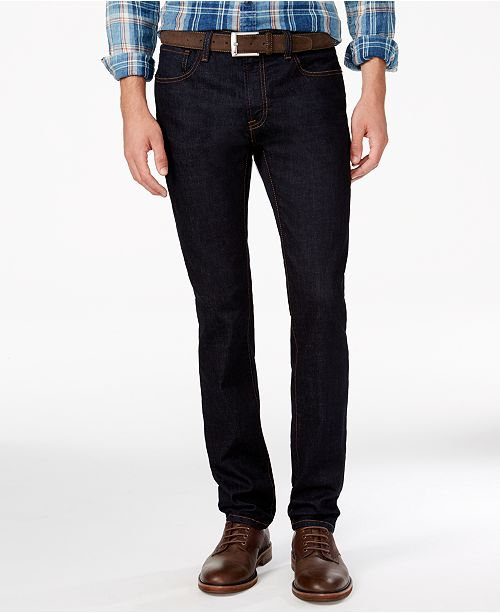 Tommy Hilfiger Men's Slim-Fit Stretch Jeans, Created for Macy's .