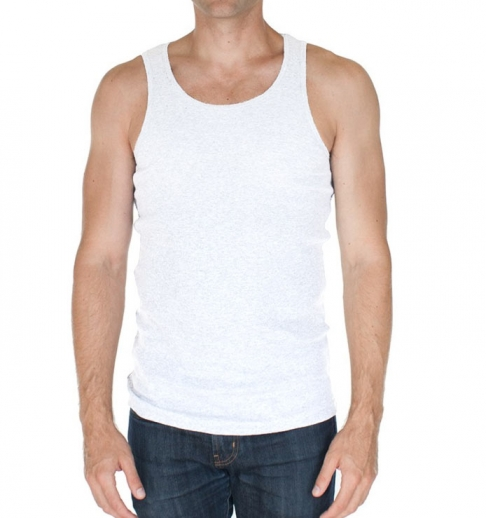 Mens Tank Top Made in the USA: All American Clothi