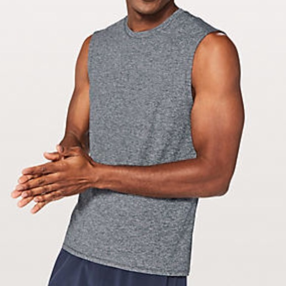 lululemon athletica Shirts | Lululemon Mens Tank Top | Poshma