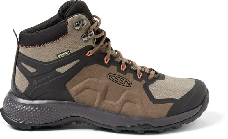 KEEN Explore Waterproof Hiking Boots - Men's | REI Co-
