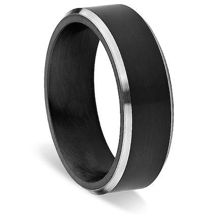 Seven modern men's wedding bands | Rita